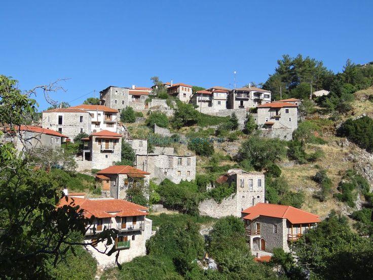 Το χωριό Στεμνίτσα