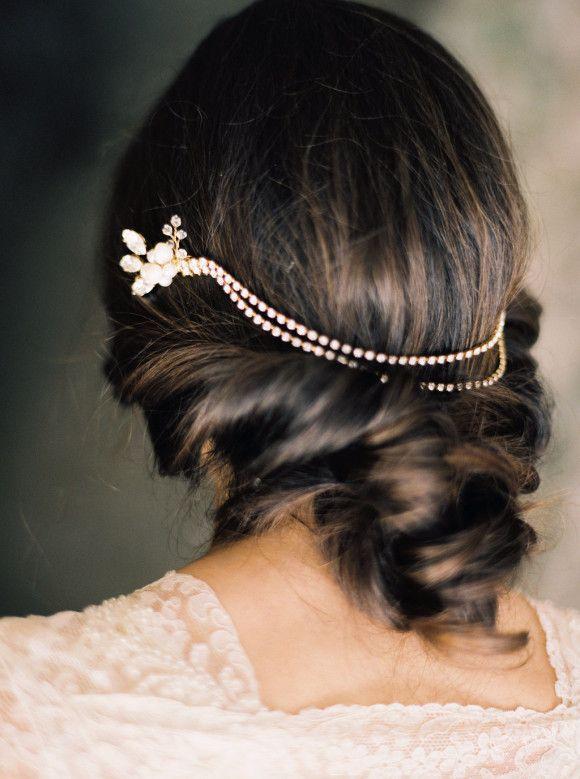 FIne Art Bridal Accessories by Melinda Rose Design   Wedding Sparrow   Erich McVey Photography
