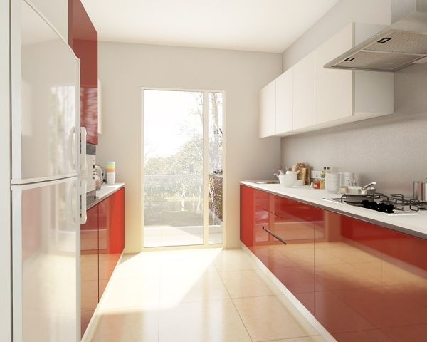 T Shaped Modular Kitchen Designer In Visakhapatnam Call Bella Kitchens For Your T Shaped Kitchen