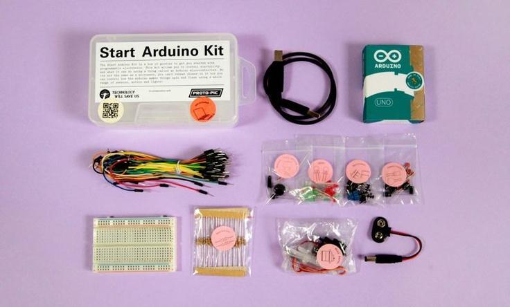Technology Will Save Us DIY kits