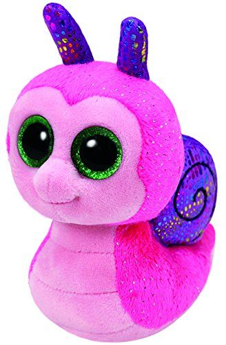 TY Beanie Boo Plush - Scooter the Snail 15cm