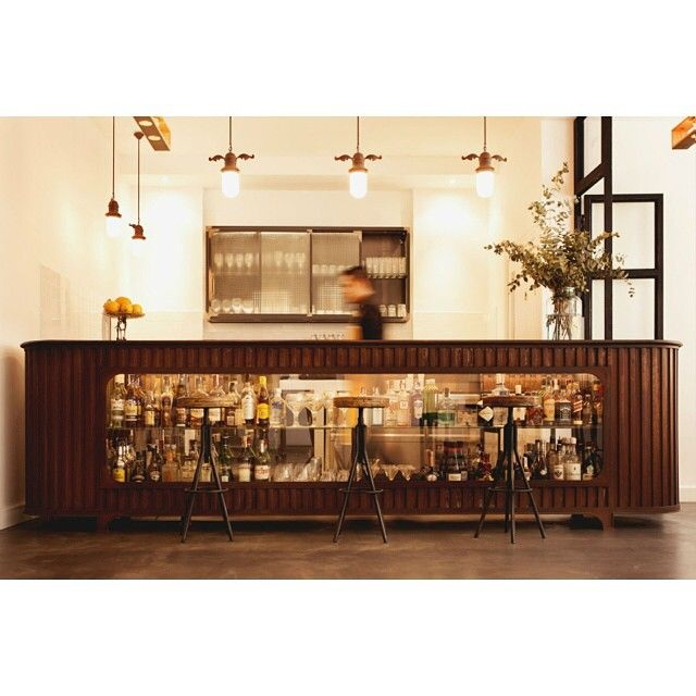 "Bar del ""Hotel Siete Islas"""