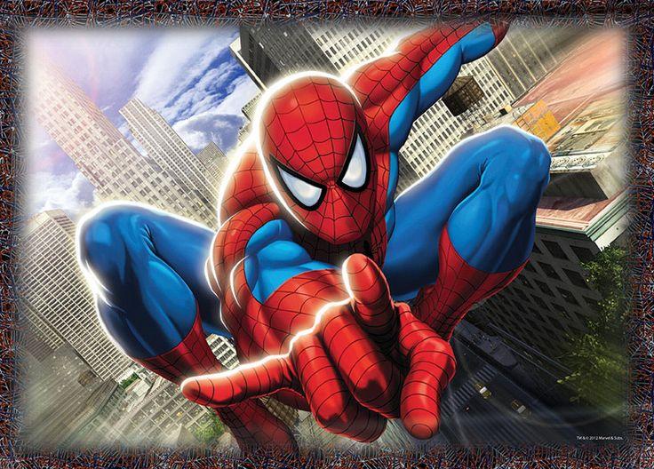 Trefl 4in1 Puzzle 35+48+54+70 Teile Marvel: Spiderman (34120) in Spielzeug, Puzzles & Geduldspiele, Puzzles | eBay | http://nextpuzzle.de