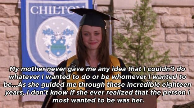 The 25 Best Lines From Rory Gilmore On 'Gilmore Girls'