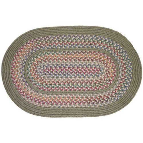 Rhody Rug TA-62-10R Tapestry Moss 10 ft. Round Braided Rug by Rhody Rug. $518.91. Manufactured to the Highest Quality Available.. Great Gift Idea.. Tapestry Moss 10 Round Braided Rug. Design is stylish and innovative. Satisfaction Ensured.. Wool blend, rich in styling that will match every decor. Tapestry Moss 10 Round Braided Rug