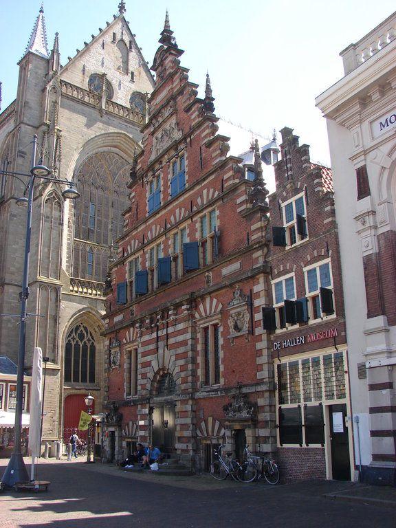 #Haarlem - Grote Markt, De Vleeshal (museum )
