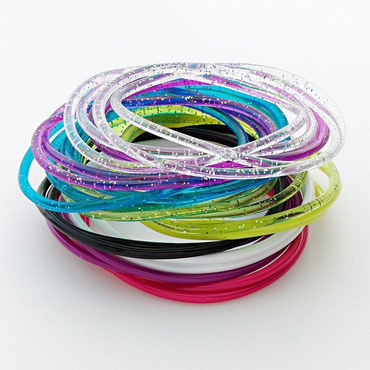 jelly bracelets!!