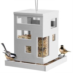❤️❤️❤️❤️Garden gifts | Umbra Bird Cafe - a modern twist on the traditional bird feeder❤️❤️❤️❤️ Love this one!!