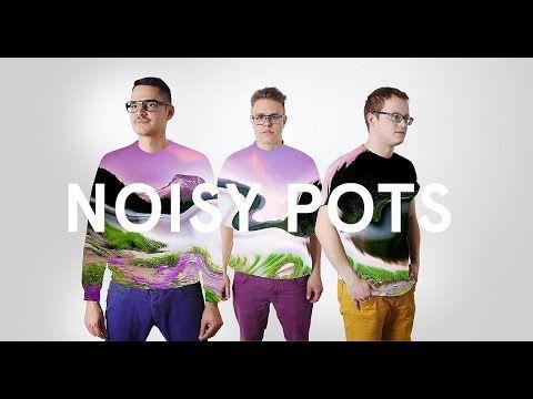 Noisy Pots - крайне неожиданные ребята.