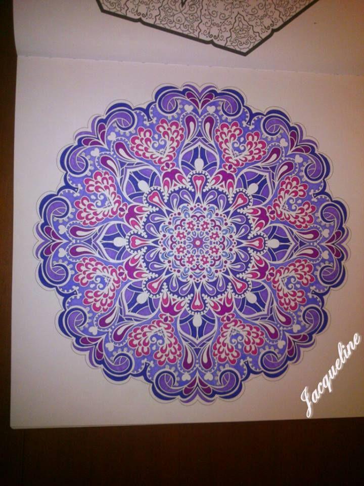 enige echte mandala kleurboek deel 1