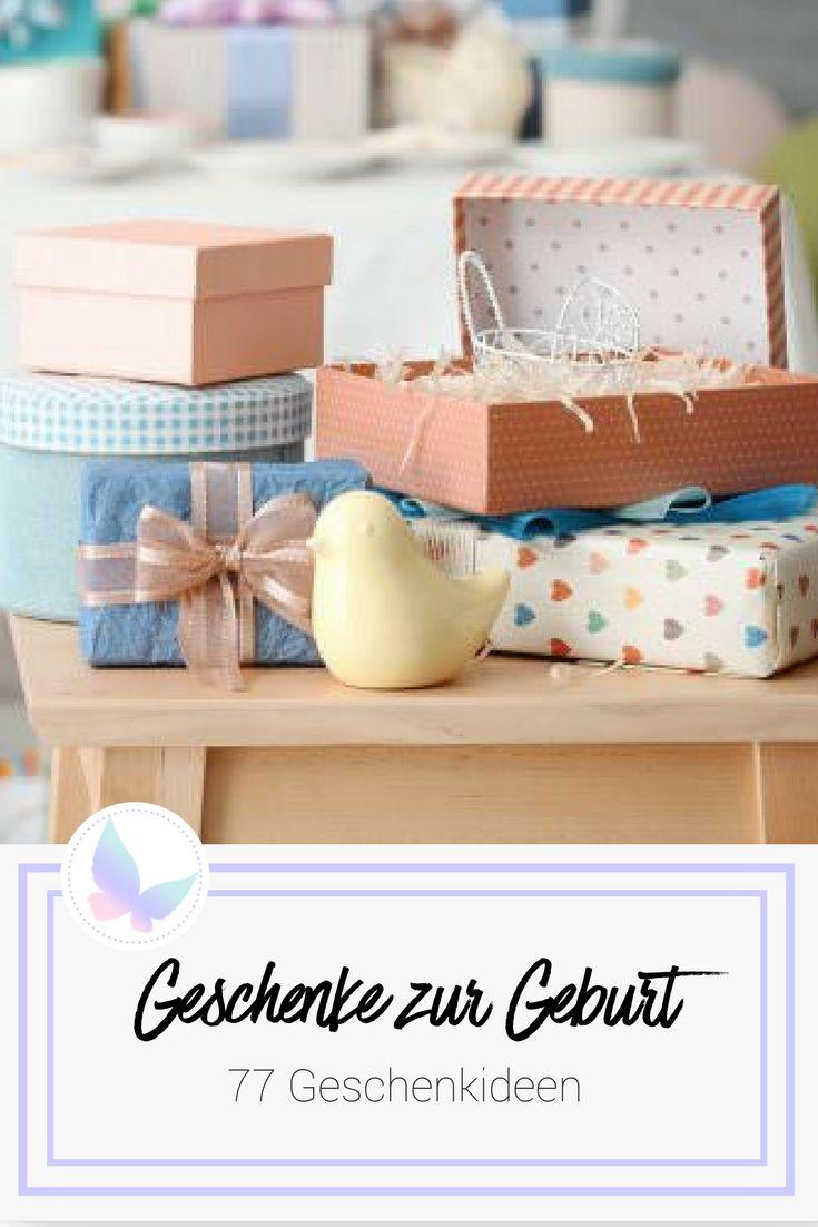 Geschenke zur Geburt: 77 sinnvolle und originelle Geschenkideen #geschenkideen #geburt #geschenkezurgeburt