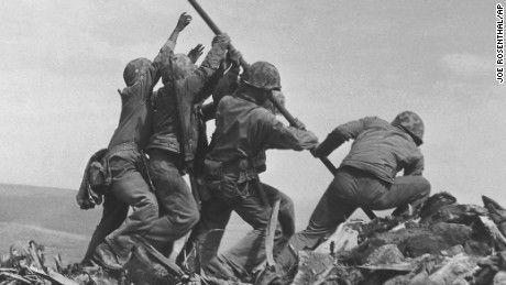 The inside story of the famous Iwo Jima photo - CNN.com