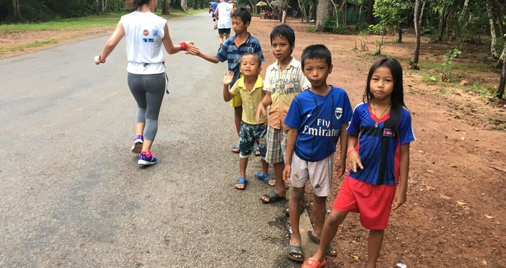 Shin  Okamotoさんのログブック(旅行記)「カンボジア The 3rd Angkor Empire Full & Half Marathon」