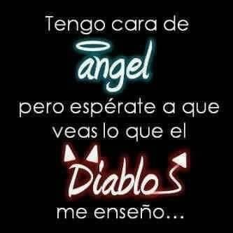 Angel y Diablo