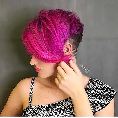 23-Pixie Hairstyle