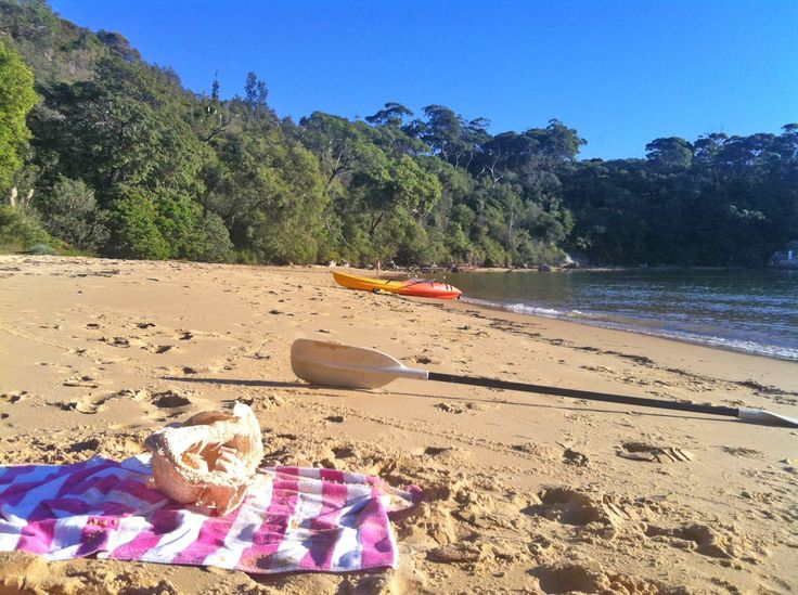 Post image for Store Beach, Manly by Kayak – Sydney's Secret Beaches