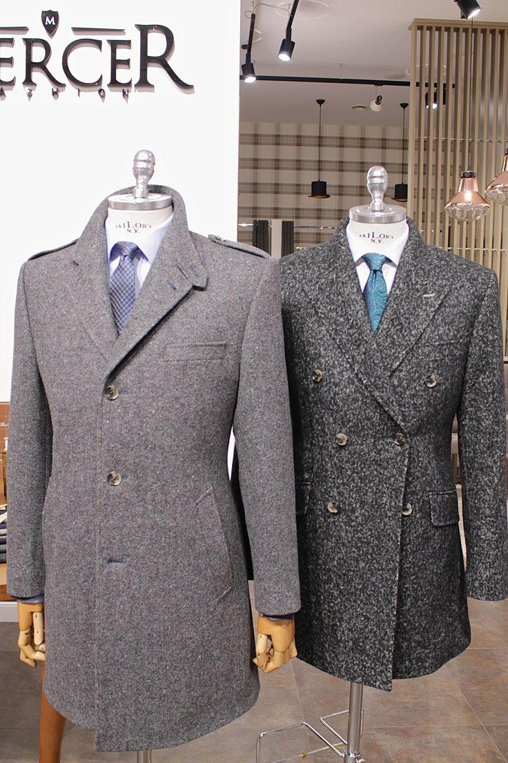 Mercer Szycie na Miarę - Poznań i Warszawa #mercerfashion #płasz #suit #modamęska #garnitur #szycienamiare #Warszawa #Poznan