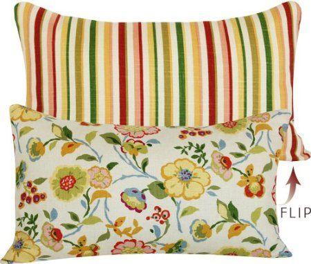 Designer Decorative 12 Quot X20 Quot Lumbar Throw Pillow With