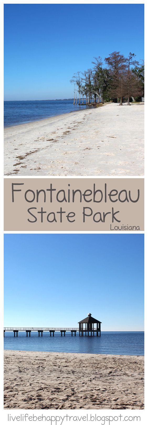Fun things to do at Fontainebleau State Park - Lake Pontchartrain - Louisiana