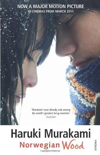 Norwegian Wood by Haruki Murakami. I read this in one day. Beautiful writing, tragic love story.