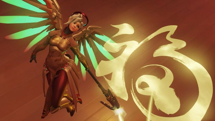 Blizzard is testing one big change to Overwatch's Mercy
