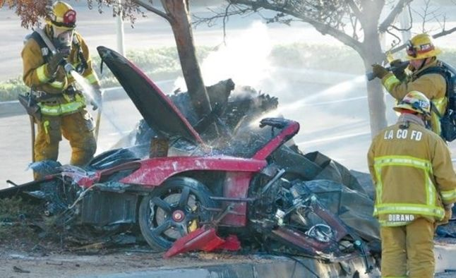 Paul Walker Killed in Car Crash. For more, click http://www.autoguide.com/auto-news/2013/11/paul-walker-killed-in-car-crash.html