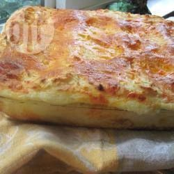 Recipe photo: Easy cheese soufflé