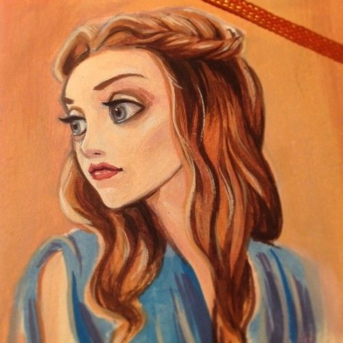 Margaery Tyrell by JZXL.deviantart.com on @deviantART
