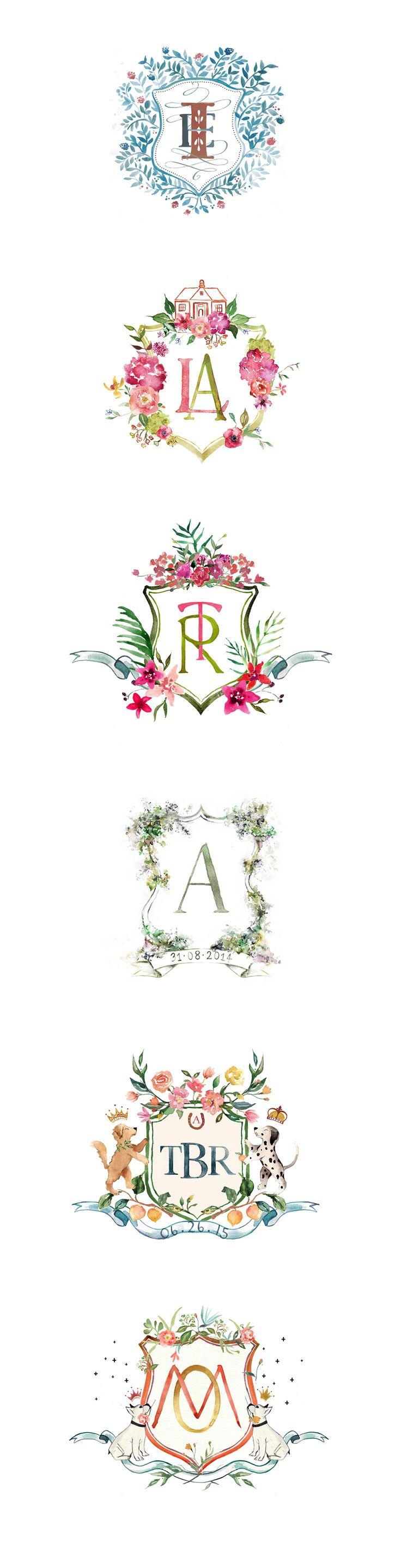 森系小清新logo