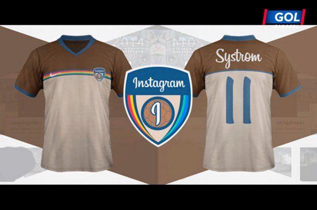 Esta sería la indumentaria de las redes sociales si fueran un equipo de fútbol - Información General Fútbol | Gol Caracol | Caracoltv.com | Gol Caracol