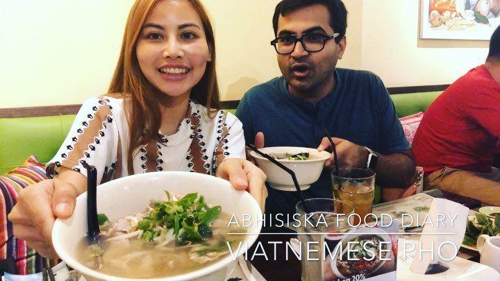 Duo Pelahap Maut Kuliner Di Jakarta Kali Ini Kita Coba Makanan