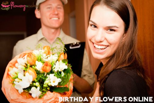 Sending Birthday Flowers Online As Symbolic And Traditional Gift