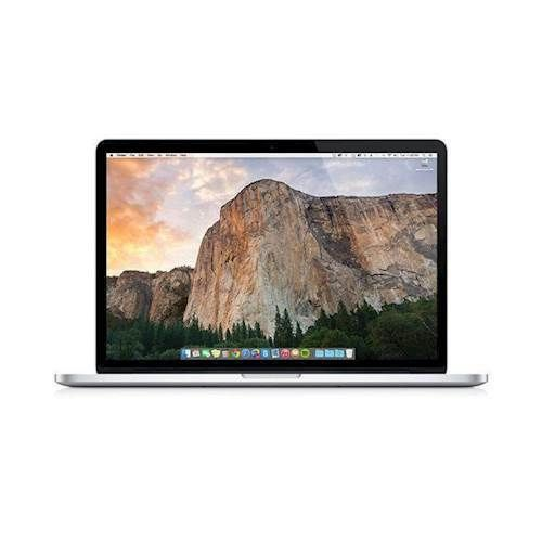 """Apple - Macbook Pro 13.3"""" Refurbished Laptop - Intel Core i5 - 8GB Memory - 128GB Solid State Drive - Silver"""