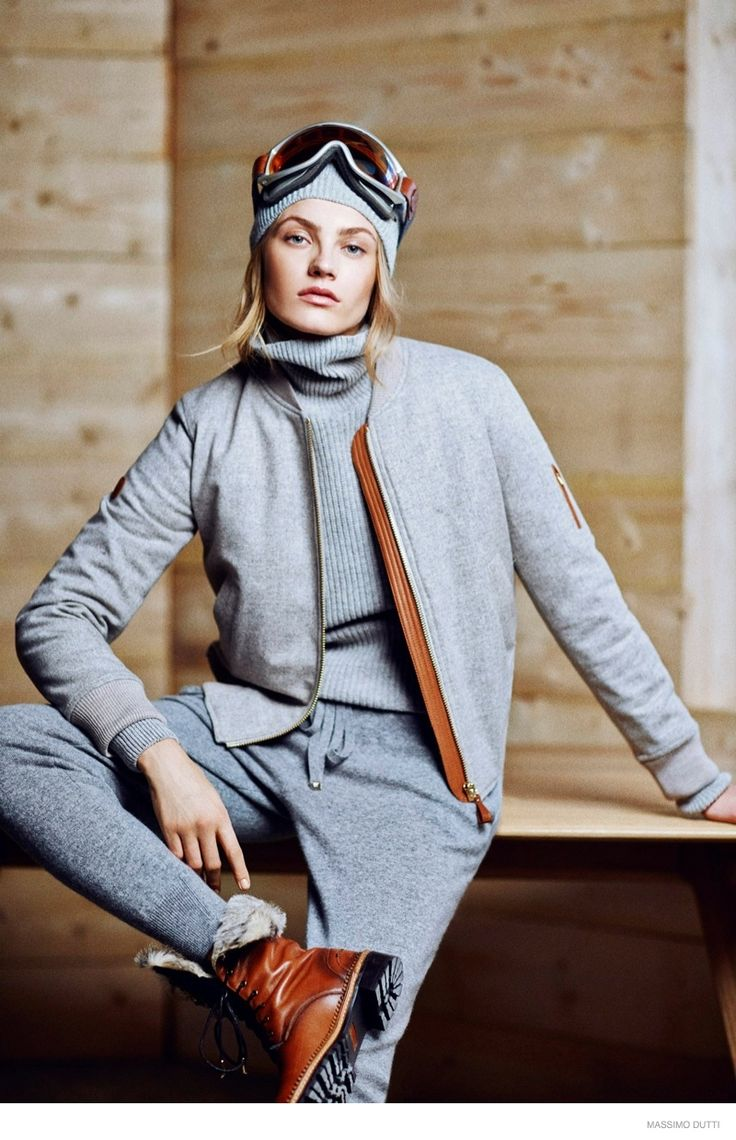 Skiing with Massimo Dutti–Model Anna Jagodzinska stars in the latest campaign from Massimo Dutti which features its Après Ski collection. Whether spending winter in the city or on a ski trip, the new lineup covers all your needs ranging from cashmere knits to luxe accessories and rugged boots. Check out more from Massimo Dutti's Après …