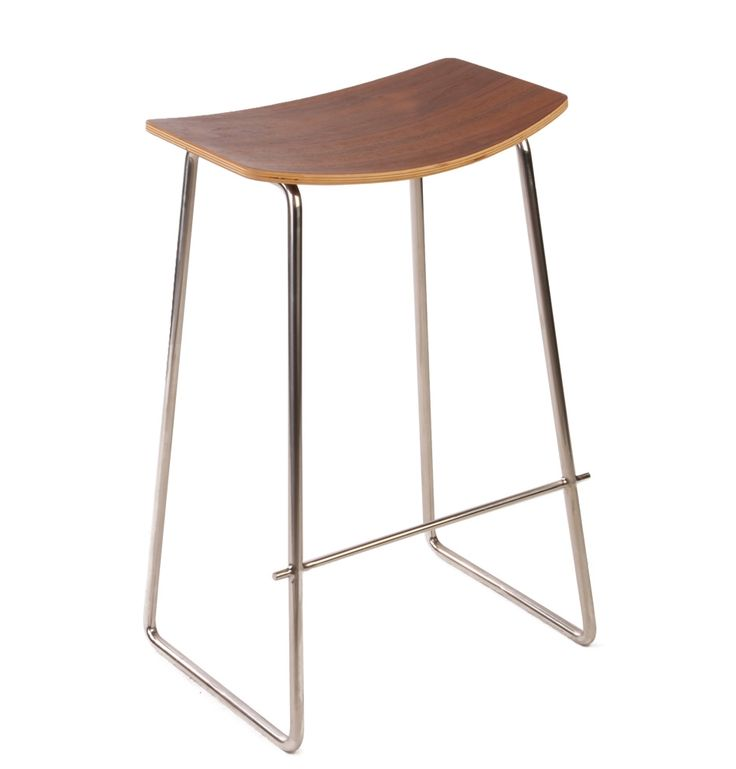 Original Design Yvonne Potter Y Design Timber Bar Stool 66cm by Yvonne Potter - Matt Blatt