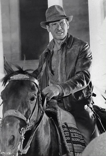 """Harrison Ford in """"Indiana Jones and the Last Crusade"""""""
