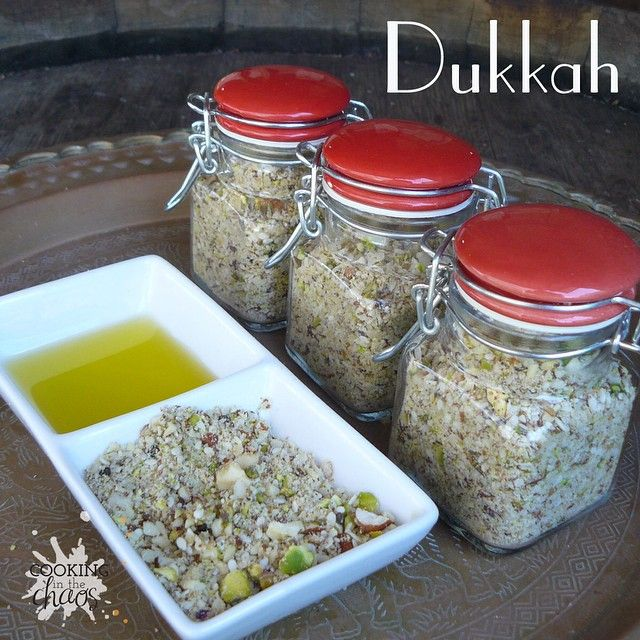 Make your own dukkah, easy peasy in the #thermomix and a great #Christmas gift idea. #cookinginthechaos #thermo #thermomixaus #dukkah #christmasgift #spice #nuts #seeds