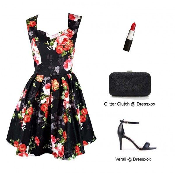 Lala Rose Day Dress