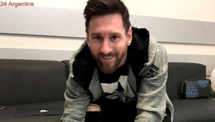 Messi solicitó que voten por Ginóbili para el Juego de las Estrellas