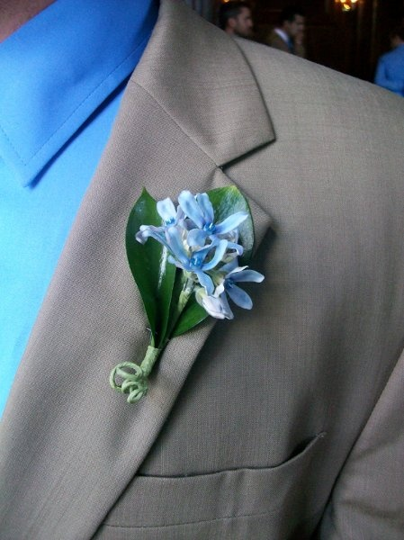 Boutonnieres Wedding Flowers Photos on WeddingWire