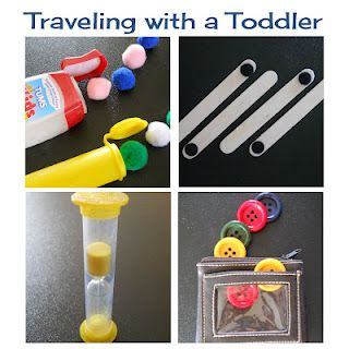 Travel ideas for toddlers