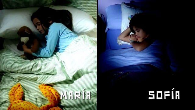 """A través del cortometraje """"Vidas paralelas"""" se refleja cómo dos niñas en distintos países (España y Colombia) se enfrentan al sistema educativo."""