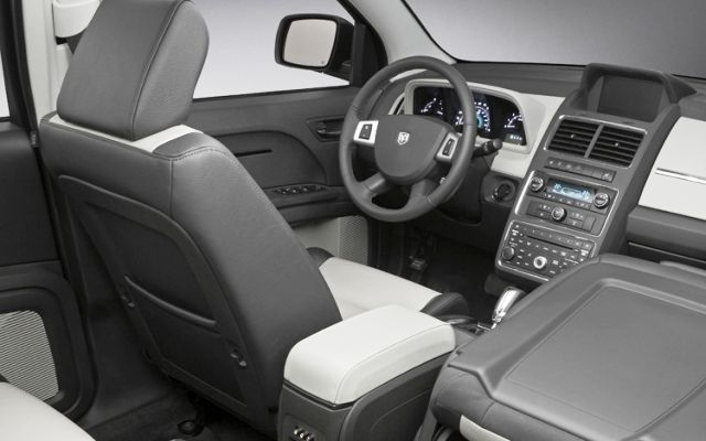 2009 Dodge Journey for Best Used SUV Under 15000-interior