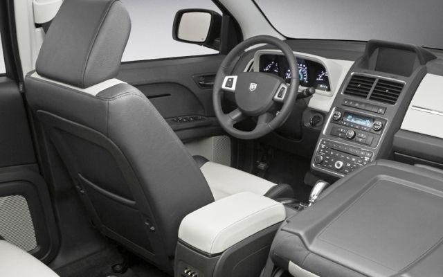 2009 Dodge Journey for Best Used SUV Under 15000-interior