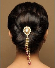 jewel hair accessory