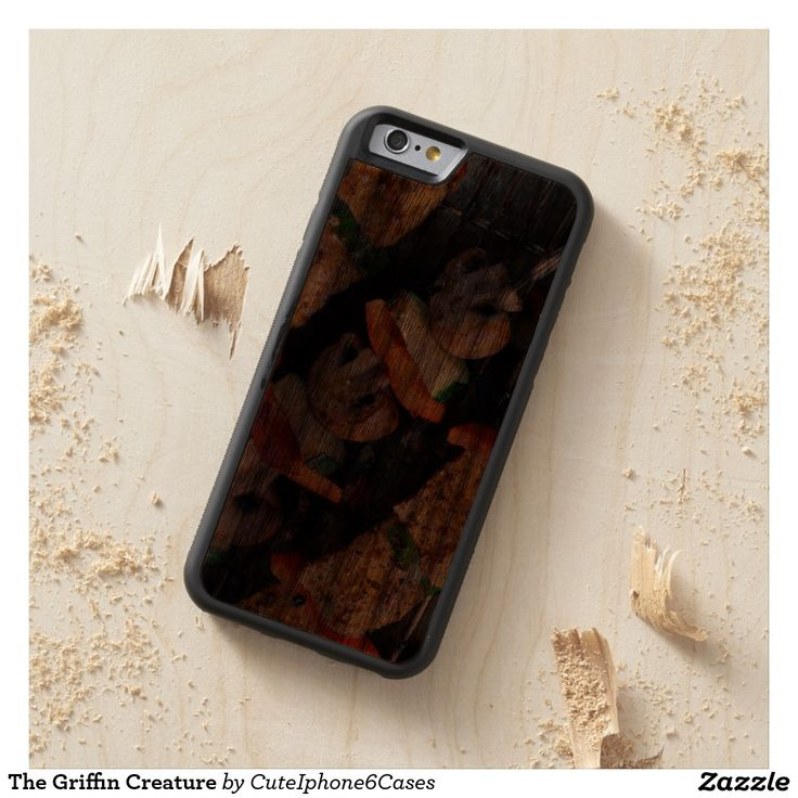 Make your own Carved® Walnut iPhone 6 Bumper  by @cooliphone6case http://www.zazzle.com/cuteiphone6cases*