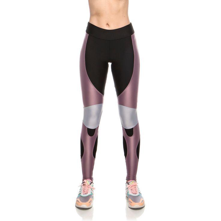 Calça Leggings Fitness Motocross – Roupa de academia para treinos funcionais – Mulher Elástica Moda Fitness - mulherelastica