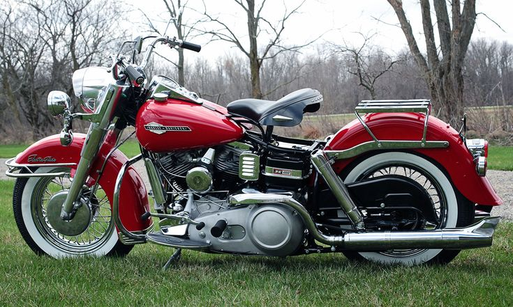 Winner of 1965 Harley-Davidson FLH Electra Glide To Be Announced At AMA Vintage Days - Motorcycle Chat - Motorcycle Sport Forum