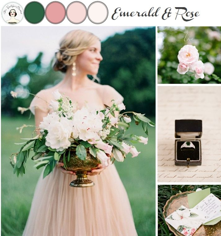 Colour Crush Emerald Green With Pink: Best 25+ Emerald Wedding Theme Ideas On Pinterest