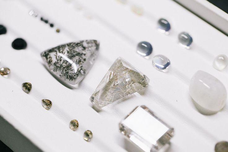 MANIAMANIA In Conversation With The Lane | #thelane #maniamania #maniamaniafine #finejewelry #finejewellery #handcrafted #handmade #ethicallysourced #rings #engagementring #weddingring #bridal #bride #propose #elegant #alternative #bling #sparkle #fashion #designer #jewellerydesign #jewelrydesign #tamilapurvis #melaniekamsler #rutile #quartz #diamonds #champagnediamond #gemstones